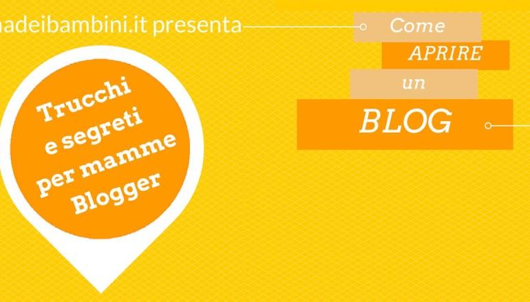 locandina corso blogger