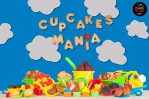 copertina rubrica cupcakes mania