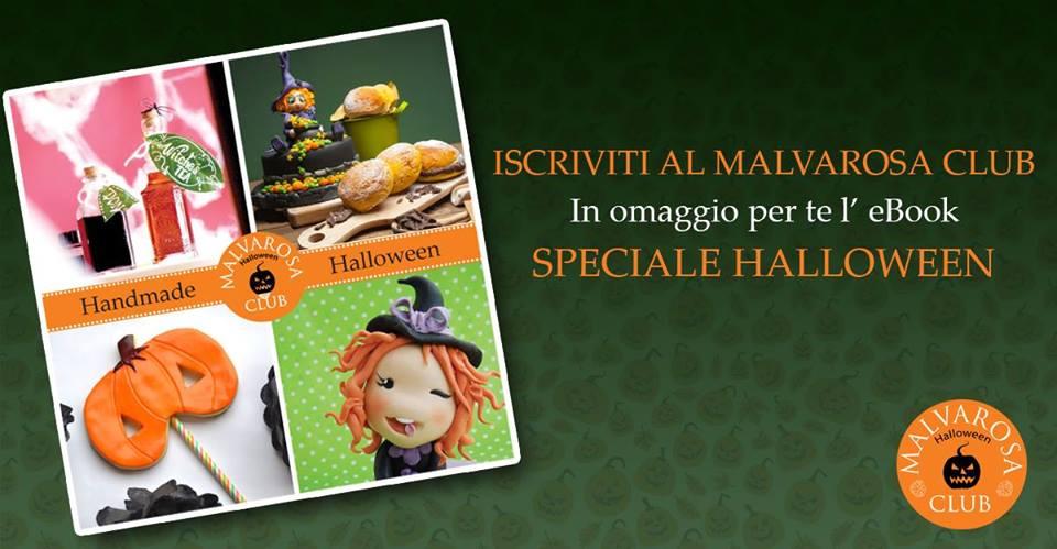 E-book di Halloween Malvarosa Club