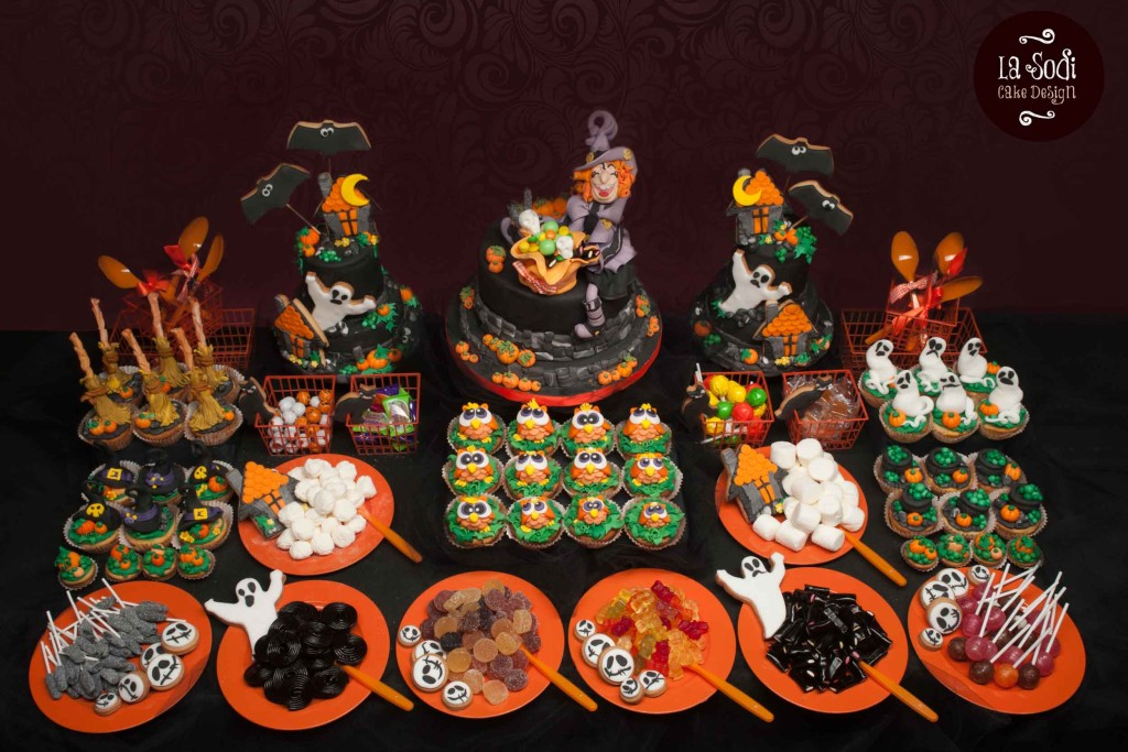 The CCCC Halloween Candy Buffet!