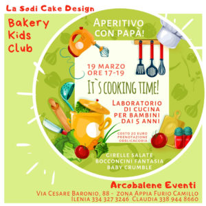 Laboratori per bambini: arriva Bakery Kids Club!