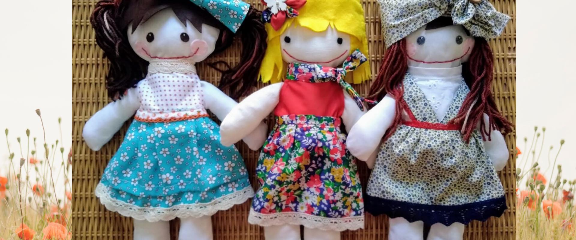 bambole di pezza buffambole